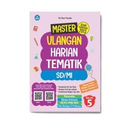 Kelas 5 Sd/Mi: Master Ulangan Harian Tematik