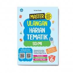 Kelas 6 Sd/Mi: Master Ulangan Harian Tematik
