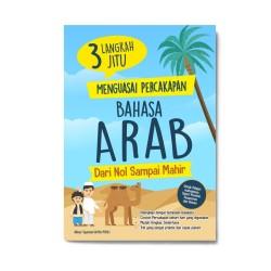 Bahasa Arab: 3 Langkah Jitu Menguasai Percapakan Dari Nol Sampai Mahir