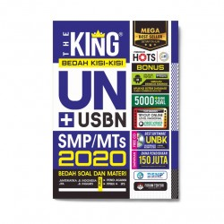 Bedah Kisi2 Un Smp/Mts 2020: The King
