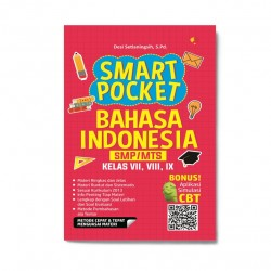 Smart Pocket Bahasa Indonesia Smp/Mts