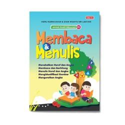 Membaca & Menulis: Anak Paud Belajar 2