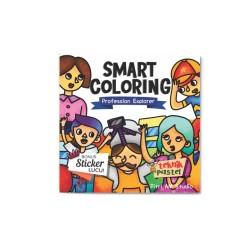 Profession Explorer: Smart Coloring