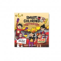 Profession In Action: Smart Coloring