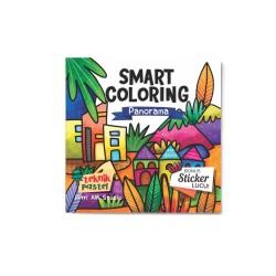 Panorama: Smart Coloring