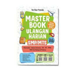 Kelas 8 Smp/Mts: Master Book Ulangan Harian