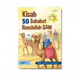 Jilid 1: Kisah 50 Sahabat Rasulullah Saw