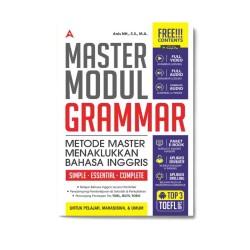 Master Modul Grammar