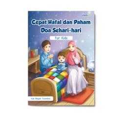 Cepat Hafal & Paham Doa Sehari-Hari For Kids