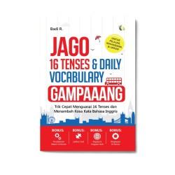 Jago 16 Tenses & Daily Vocabulary Gampaaang