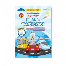 Sarana Transportasi: Brain Booster Fun & Simple Activity