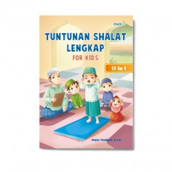 Tuntunan Shalat Lengkap For Kids 13 In 1