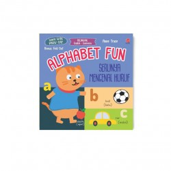 Alphabet Fun: Learn With Pauw Cat
