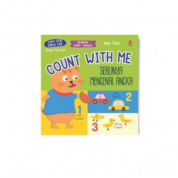 Count With Me: Learn With Pauw Cat