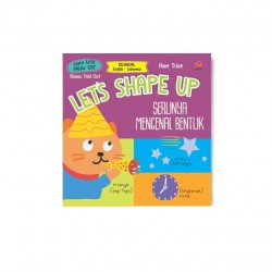 Lets Shape Up: Learn With Pauw Cat