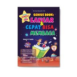 Genius Book: Lancar & Cepat Bisa Membaca