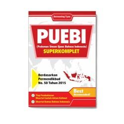 Puebi (Pedoman Umum Ejaan Bhs Indonesia) Superkomplet