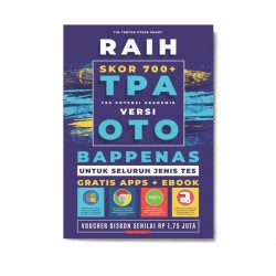 Raih Skor 700+ Tpa Versi Oto Bappenas