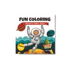 Wonderful Galaxy Series: Fun Coloring