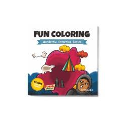 Wonderful Antartica Series: Fun Coloring