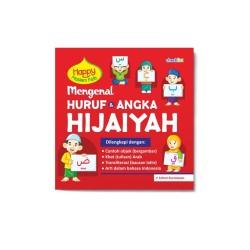 Mengenal Huruf & Angka Hijaiyah: Happy Moslem Kids