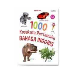 1000 Kosakata Pertamaku Bahasa Inggris