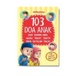103 Doa Anak Doa Sehari-Hari, Wudu, Salat, Zikir