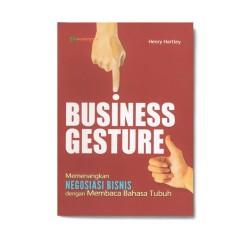 Business Gesture: Memenangkan Negosiasi Bisnis