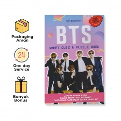 BTS SMART QUIZ & PUZZLE BOOK