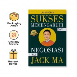 SUKSES MEMENGARUHI DAN NEGOSIASI ALA JACK MA