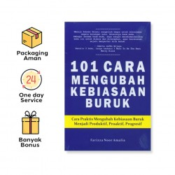 101 CARA MENGUBAH KEBIASAAN BURUK