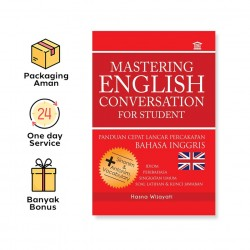 MASTERING ENGLISH CONVERSATION FOR STUDENTS