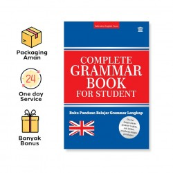 COMPLETE GRAMMAR BOOK FOR STUDENTS