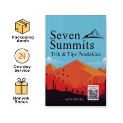 SEVEN SUMMITS: TIPS & TRIK PENDAKIAN