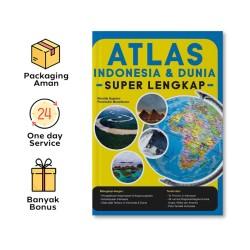 ATLAS INDONESIA & DUNIA SUPER LENGKAP