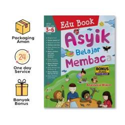 EDU BOOK: ASYIK BELAJAR MEMBACA