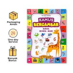 KAMUS BERGAMBAR BILINGUAL INDONESIA-INGGRIS