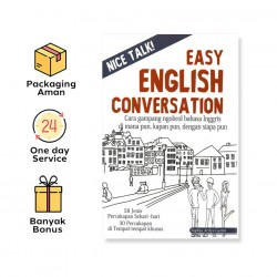 EASY CONVERSATION BOOK