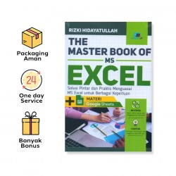THE MASTER BOOK OF MS EXCEL
