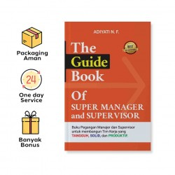 THE GUIDE BOOK OF SUPER MANAGER AND SUPERVISOR