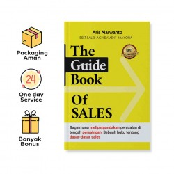 THE GUIDE BOOK OF SALES