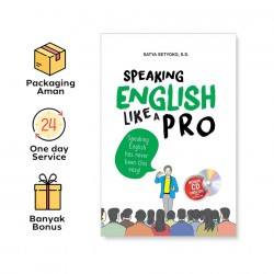 SPEAKING ENGLISH LIKE A PRO: SPEAKING ENGLISH HAS NEVER BEEN THIS EASY!