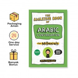THE AMAZING BOOK OF ARABIC CONVERSATION FOR MILLENIALS