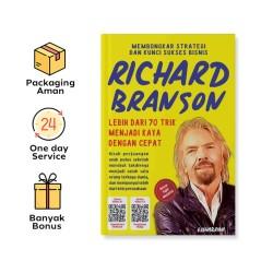 STRATEGI DAN KUNCI SUKSES BISNIS ALA RICHARD BRANSON