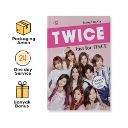 TWICE: JUST FOR ONCE