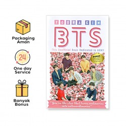 BTS: THIS UNOFFICIAL BOOK DEDICATED TO ARMY