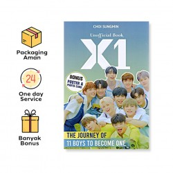 UNOFFICIAL BOOK X1: THE JOURNEY OF 11 BOYS TO BECOME ONE