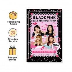 BLACKPINK QUIZ & PERSONALITY BOOK: WHAT KIND OF BLINK ARE YOU?