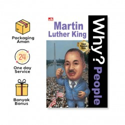 WHY? PEOPLE - MARTIN LUTHER KING