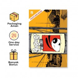 GUGUG! GET LOST POSTCARD BOOK